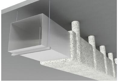 Protection au feu des conduits de ventilation ou de désenfumage